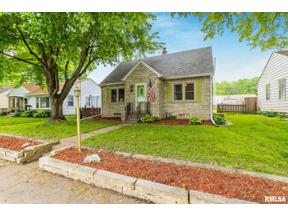 Property for sale at 1124 Hall Street, Bettendorf,  Iowa 52722