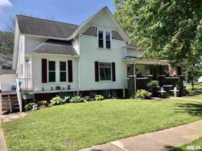 Property for sale at 202 E D Street, Alpha,  Illinois 61413