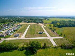 Property for sale at Lot 41 W Eagles Crest Drive, Davenport,  Iowa 52804