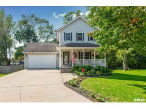 Property for sale at 605 Cherry Court, Colona,  Illinois 61241