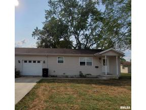 Property for sale at 1409 S Park Street, Effingham,  Illinois 62401