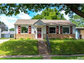 Property for sale at 3721 15th Avenue, Moline,  Illinois 61265