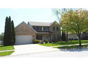 Property for sale at 2205 Red River Drive, Schererville,  Indiana 46375