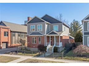 Property for sale at 1517 North ALABAMA Street, Indianapolis,  Indiana 46202