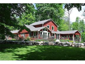 Property for sale at 672 West Russell Lake Drive, Zionsville,  Indiana 46077