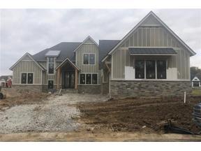 Property for sale at 20944 Stewart Estate Lane, Westfield,  Indiana 46074