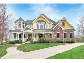 Property for sale at 6733 Beekman Place W, Zionsville,  Indiana 46077