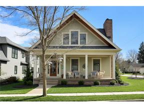 Property for sale at 485 West Cedar Street, Zionsville,  Indiana