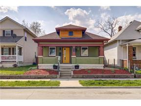 Property for sale at 1146 Villa Avenue, Indianapolis,  Indiana 46203