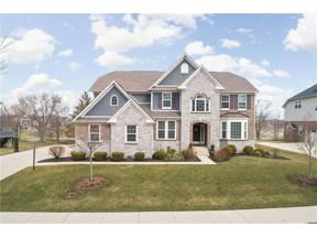 Property for sale at 3664 Abney Point Drive, Zionsville,  Indiana 46077