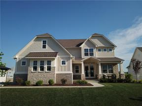 Property for sale at 3464 Roudebush Way, Westfield,  Indiana 46074