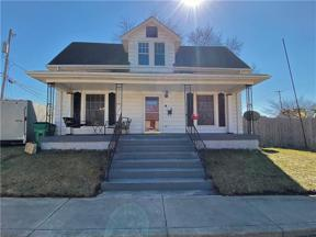 Property for sale at 403 East Thompson Street, Edinburgh,  Indiana 46124