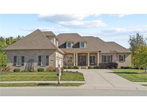 Property for sale at 9943 South Towne Lane, Carmel,  Indiana 46032
