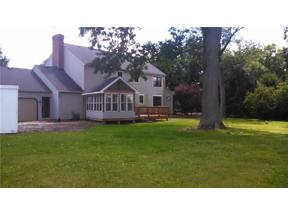 Property for sale at 4410 West 141st Street, Zionsville,  Indiana 46077