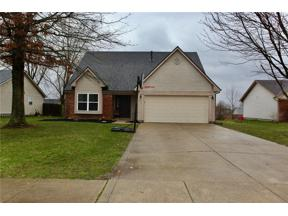 Property for sale at 680 RED OAK Way, Mooresville,  Indiana 46158