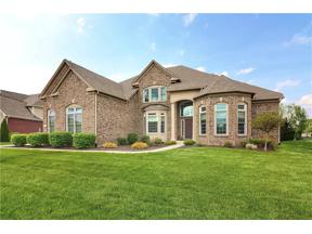 Property for sale at 14374 Brooks Edge Lane, Fishers,  Indiana
