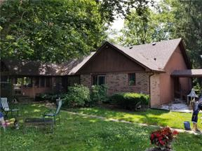 Property for sale at 18029 EAGLETOWN Road, Westfield,  Indiana 46074