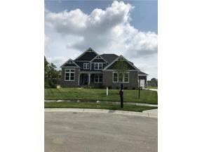 Property for sale at 10851 Riffleview Court, Fishers,  Indiana 46040