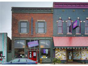 Property for sale at 9 East MAIN Street, Mooresville,  Indiana 46158