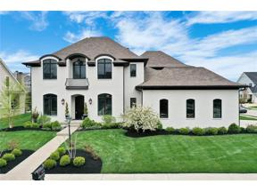 Property for sale at 5374 Randolph Crescent Drive, Carmel,  Indiana