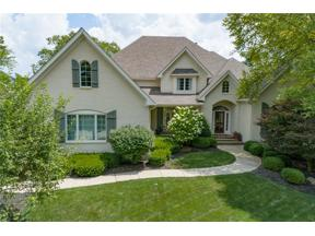 Property for sale at 4299 Creekside Pass, Zionsville,  Indiana 46077