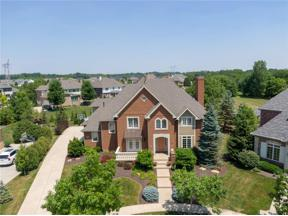 Property for sale at 7680 St. Lawrence Court, Zionsville,  Indiana 46077