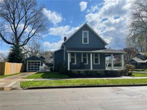 Property for sale at 409 East Harrison Street, Martinsville,  Indiana 46151