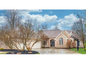 Property for sale at 4560 WOODS EDGE Drive, Zionsville,  Indiana 46077
