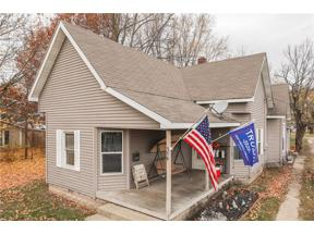 Property for sale at 756 West Jefferson Street, Franklin,  Indiana 46131
