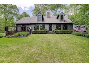 Property for sale at 650 Spring Hills Drive, Zionsville,  Indiana