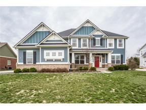 Property for sale at 16449 Stonewolf Boulevard, Noblesville,  Indiana