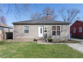 Property for sale at 1742 East 52ND Street, Indianapolis,  Indiana 46205