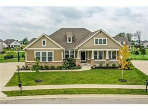 Property for sale at 3691 Idlewind Drive, Westfield,  Indiana 46074