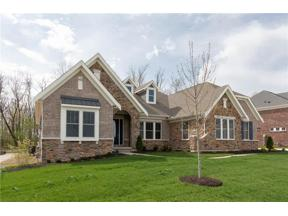 Property for sale at 4618 Kettering Place, Zionsville,  Indiana 46077