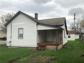 Property for sale at 999 North Yandes Street, Franklin,  Indiana 46131