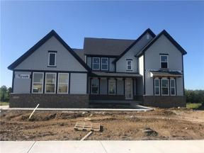 Property for sale at 16198 Flowing Creek Way, Westfield,  Indiana 46074