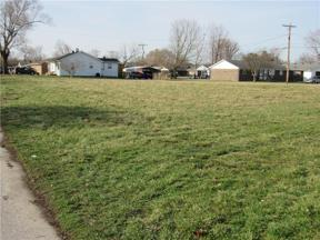 Property for sale at 00 South Colfax Street, Martinsville,  Indiana 46151