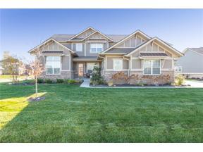 Property for sale at 16317 Kenora Lane S, Fortville,  Indiana 46040