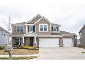Property for sale at 18138 Sunbrook Way, Westfield,  Indiana 46074