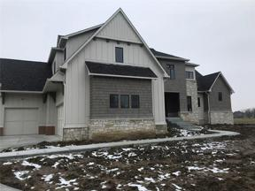 Property for sale at 15467 Grassy Meadow Court, Carmel,  Indiana 46033