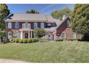 Property for sale at 7204 Sunset Court, Zionsville,  Indiana 46077