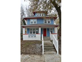 Property for sale at 643 East 32nd Street, Indianapolis,  Indiana 46205