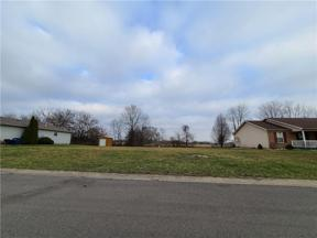 Property for sale at 0 Foxridge Court, Shelbyville,  Indiana 46176