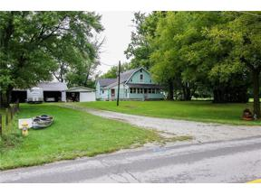 Property for sale at 17095 South Mill Creek Road, Noblesville,  Indiana 46062
