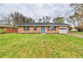 Property for sale at 7804 Cedarbrook Drive, Indianapolis,  Indiana 46227
