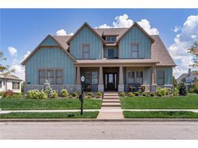 Property for sale at 1791 Blythe Street, Carmel,  Indiana 46032