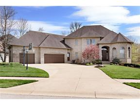 Property for sale at 14655 Geist Ridge Drive, Fishers,  Indiana