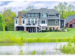 Property for sale at 2521 East Live Oak Lane, Westfield,  Indiana 46074