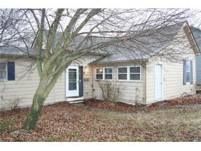 Property for sale at 502 South Holland Street, Edinburgh,  Indiana 46124