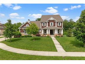 Property for sale at 13362 Winter King Court, Carmel,  Indiana 46074